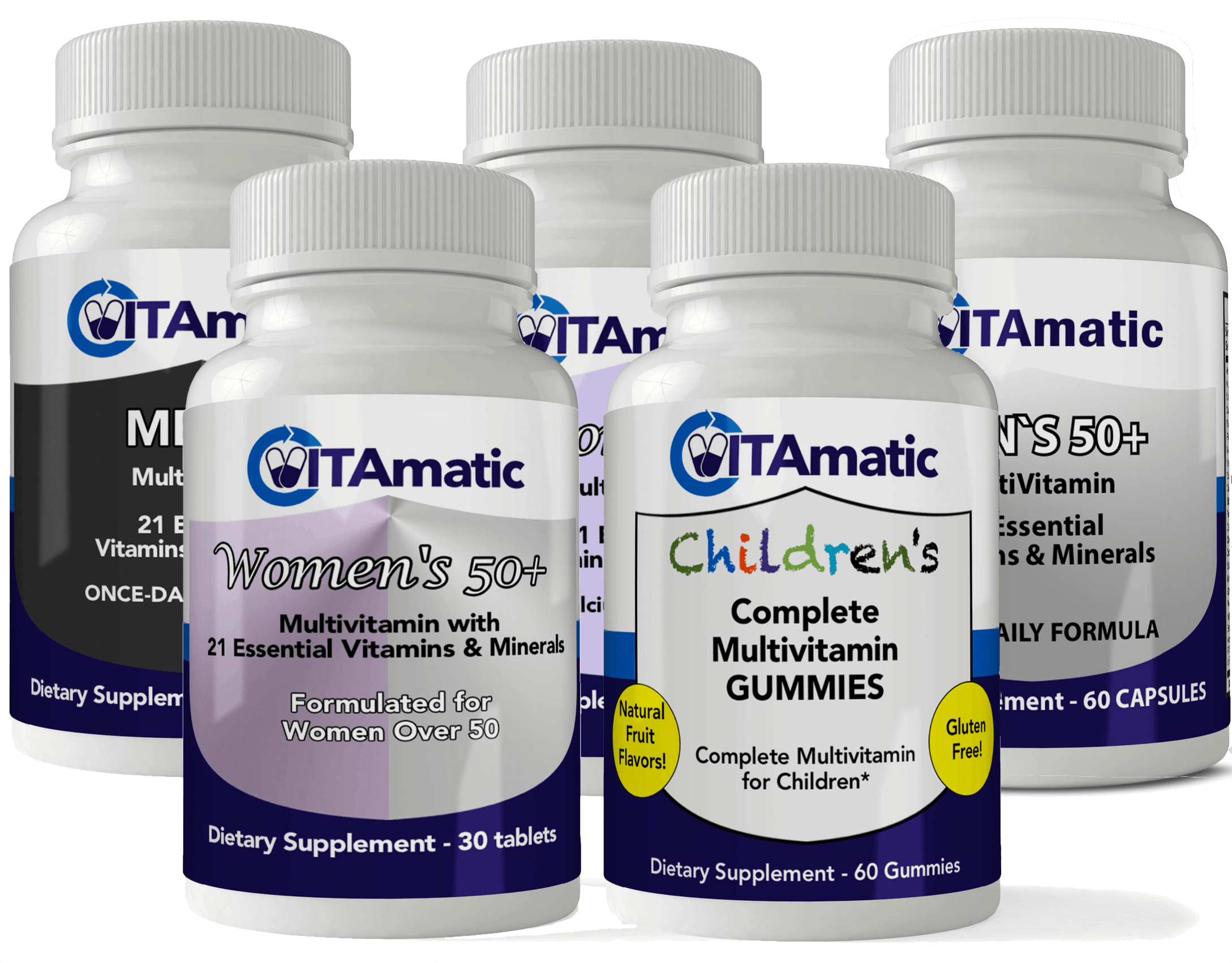 vitamatic multivitamin line